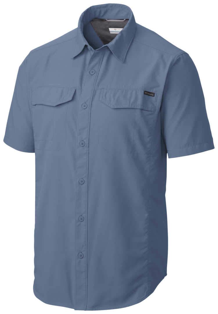 Columbia Sklep Ss Internetowy Koszula Ridge Shirt Steel Silver U8gqwgp